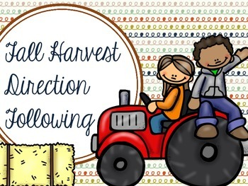 Fall Harvest Direction Following
