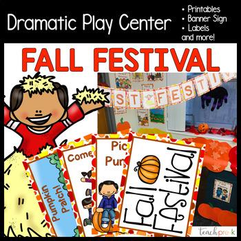 Harvest Festival/Pumpkin Patch Dramatic Play