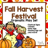 Harvest Festival/Pumpkin Patch Dramatic Play