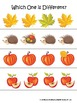 Fall Harvest preschool curriculum package. Great for dayca