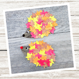 Fall Hedgehog Craft (Fall)