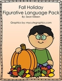 Fall Holiday Figurative Language Pack
