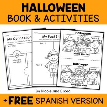 Mini Books and Activities - Fall Reading