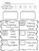 Fall Homework Pack (Editable)