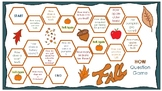 """Fall """"How"""" Questions - Board Game"""