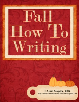 Fall How-To Writing