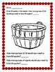 Fall Hundred Chart & Worksheet Practice