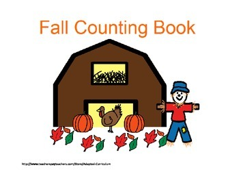 "Fall ""I See"" book"