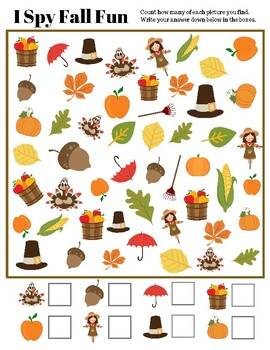 I Spy Pictures >> Fall I Spy Game