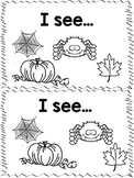 Fall I see book