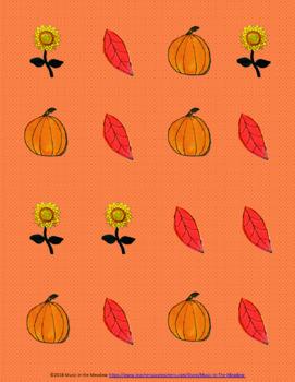 Fall Iconic Rhythms