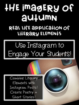 Fall Imagery Activity with Instagram
