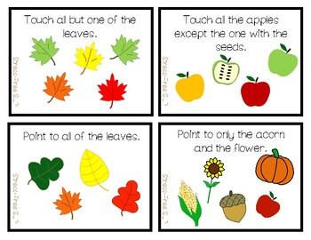 Fall Inclusion & Exclusion Terms
