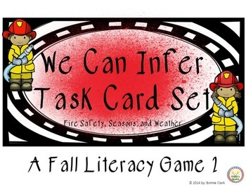 Fall Inference Task Cards 2