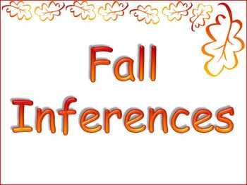 Fall Inferences
