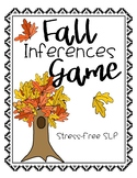 Fall Inferences Game