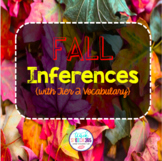 Fall Inferences with Tier 2 Vocabulary