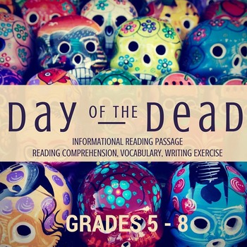 Fall Informational Reading - Day of the Dead