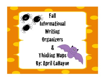 Fall Informational Writing
