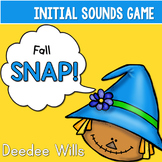 PHONICS ~ SNAP! Initial Sounds