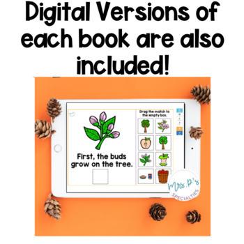 Fall Interactive Books