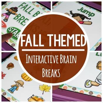 Fall Interactive Brain Breaks