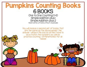 Fall Interactive Counting  BUNDLE