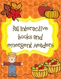 Fall Interactive Emergent Readers