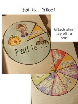 Fall Interactive Notebook - Grammar and Writing