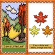 Fall Interactive Story: Circle Time, Reading Circle, I am a Little Leaf