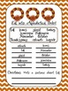 Fall Into Alphabetical Order Worksheet