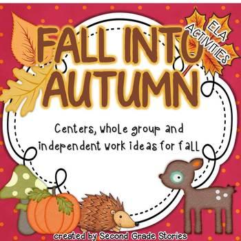 Fall Language Arts