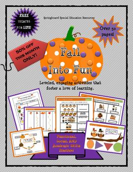 Fall Into Fun: Fall Bundle!