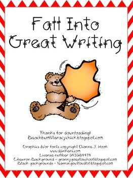 Fall Into Great Writing