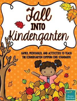 Fall Into Kindergarten