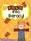 Fall Into Literacy!