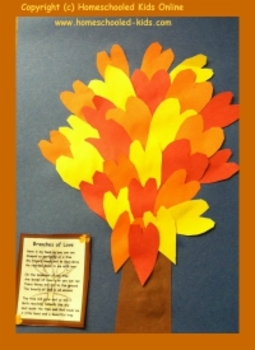 Fall Into Love With Jesus - A Celebration of the Fall Season