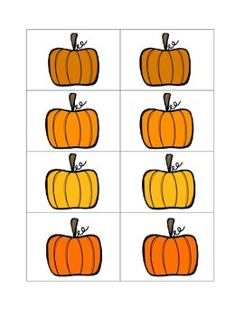 Fall Into Math: Autumn Inspired Math Centers