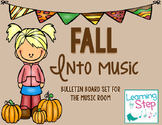 Fall Into Music Classroom Decor