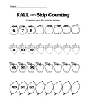 Fall Into Skip Counting