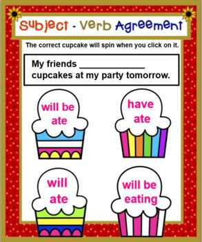 Fall Into Subject Verb Agreement