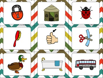 Short Vowel Sound Activities: Fall is Here