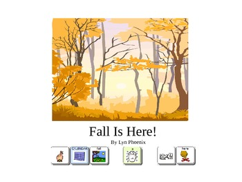 Fall Is Here! book