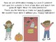 Fall Jack-O-Lantern Sequencing Animated Story + LOW PREP Sequencing Activity