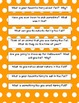 Fall Journal Entry Prompts