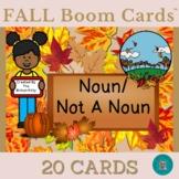 Fall Kids Noun or Not A Noun? Boom Cards™