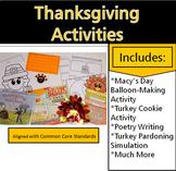 Fall Language Arts Pack
