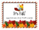 Fall Language Arts & Writing Activities