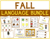 Fall Language Bundle with Adapted Books