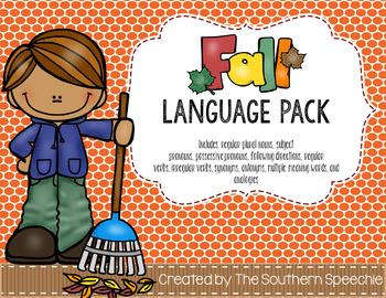 Fall Language Pack